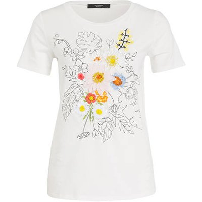 WEEKEND MAX MARA Weekend Maxmara T-Shirt Vals weiss