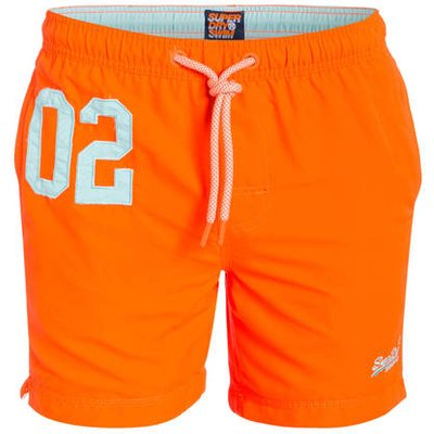 SUPERDRY Superdry Badeshorts Water Polo orange