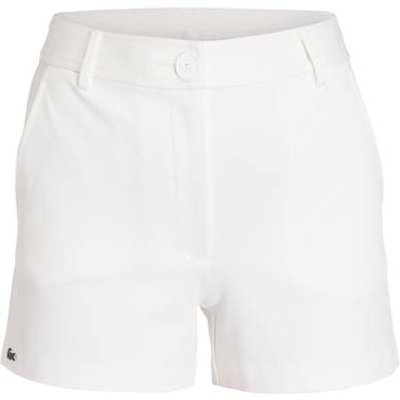LACOSTE Lacoste Shorts weiss