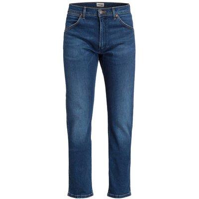 Wrangler Jeans Slim Fit blau