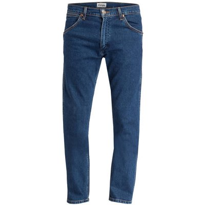 Wrangler Jeans Tapered Fit blau
