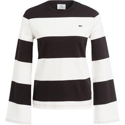 LACOSTE Lacoste L!Ve Sweatshirt schwarz