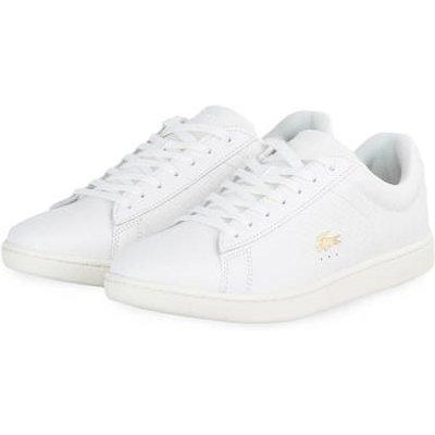 LACOSTE Lacoste Sneaker Carnaby Evo weiss