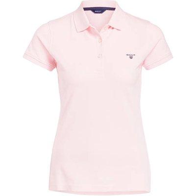 Gant Piqué-Poloshirt rosa