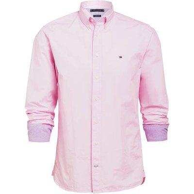 TOMMY HILFIGER Tommy Hilfiger Hemd Regular Fit rosa