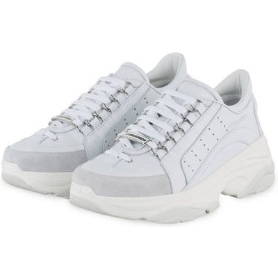 DSQUARED2 dsquared2 Plateau-Sneaker Bumby 551 weiss
