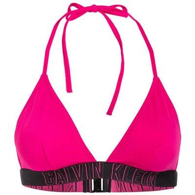 CALVIN KLEIN Calvin Klein Triangel-Bikini-Top Intense Power pink