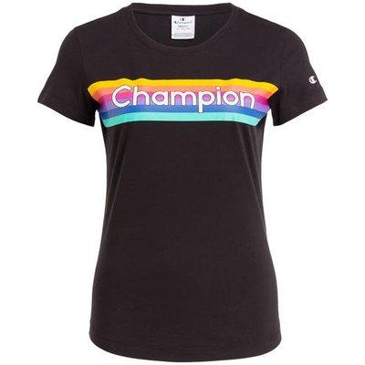 CHAMPION Champion T-Shirt schwarz