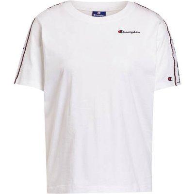 Champion T-Shirt weiss