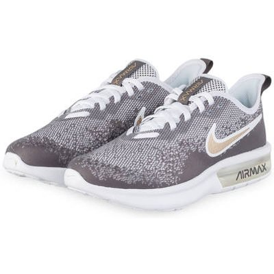 Nike Sneaker Air Max Sequent 4 Ep Gs grau