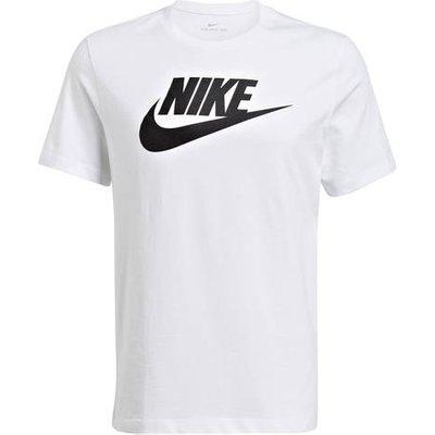 NIKE Nike T-Shirt Icon Futura weiss