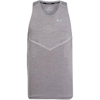 Nike Tanktop Techknit Ultra grau