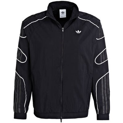 ADIDAS Adidas Originals Trainingsjacke Flamestrike schwarz