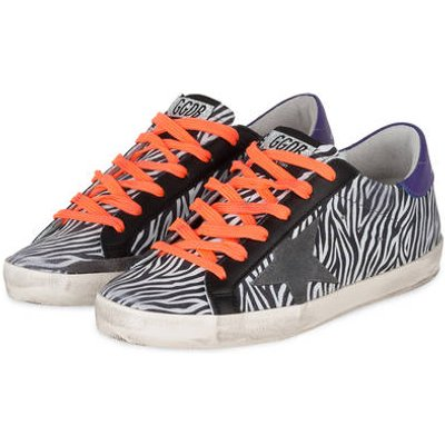 Golden Goose Deluxe Brand Sneaker Superstar weiss