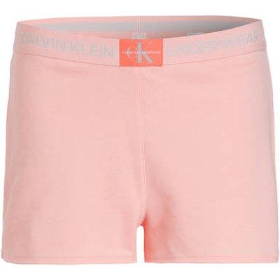 CALVIN KLEIN Calvin Klein Lounge-Shorts rot