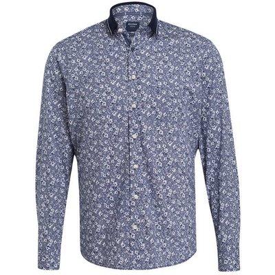 OLYMP Olymp Hemd Modern Fit blau