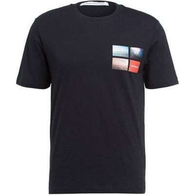 Calvin Klein Jeans T-Shirt schwarz