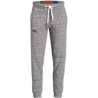 Superdry Sweatpants Slim Fit grau