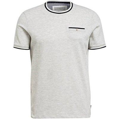 TED BAKER Ted Baker T-Shirt Tramtop grau