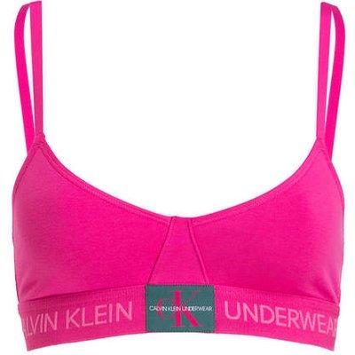 CALVIN KLEIN Calvin Klein Bustier Monogram pink