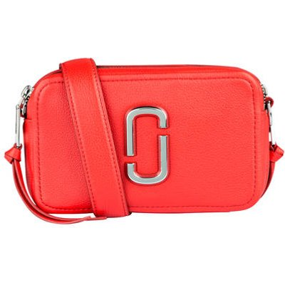MARC JACOBS Marc Jacobs Umhängetasche The Mj rot
