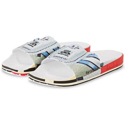 ADIDAS Adidas By Raf Simons Pantolette Rs Micro Adilette blau