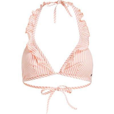 TOMMY HILFIGER Tommy Hilfiger Triangel-Bikini-Top rosa