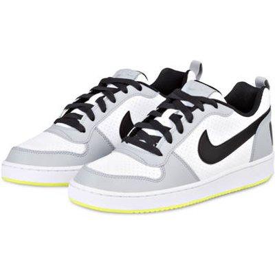 Nike Sneaker Court Borough weiss