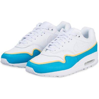 NIKE Nike Sneaker Air Max 1 Se Overbranded weiss