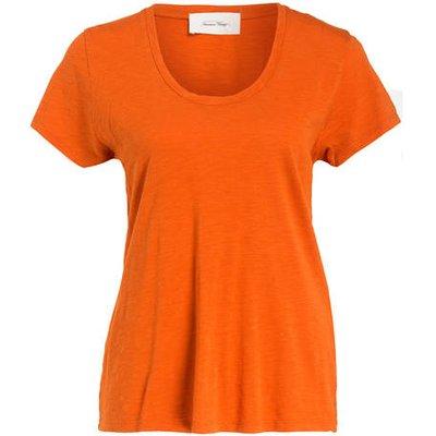 AMERICAN VINTAGE American Vintage T-Shirt orange