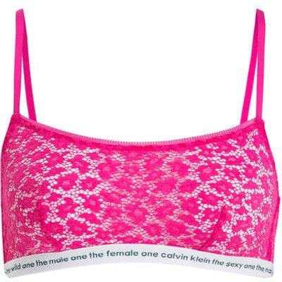 CALVIN KLEIN Calvin Klein Bustier Conversational pink