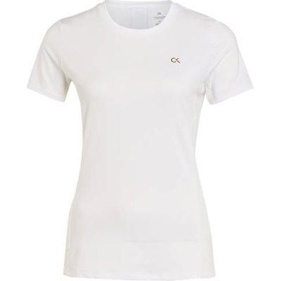 CALVIN KLEIN Calvin Klein Performance T-Shirt Coolecore weiss