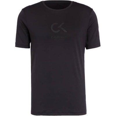 Calvin Klein Performance T-Shirt schwarz
