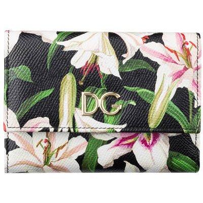 DOLCE & GABBANA Dolce&Gabbana Geldbörse schwarz