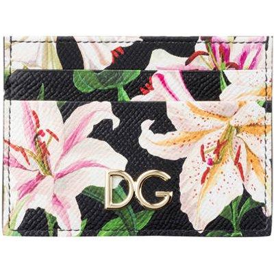 DOLCE & GABBANA Dolce&Gabbana Kartenetui schwarz
