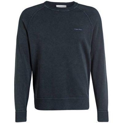 Calvin Klein Sweatshirt blau
