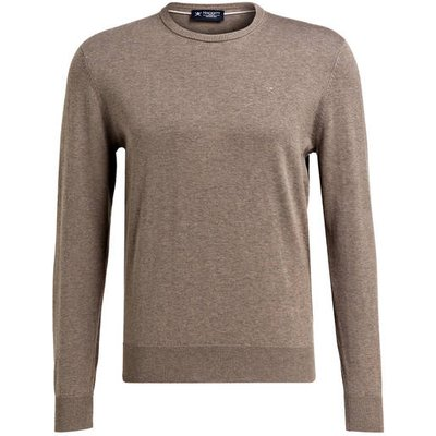Hackett London Feinstrickpullover beige
