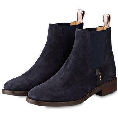 Gant Chelsea-Boots Fay blau