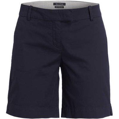 MARC O'POLO Marc O'polo Chino-Shorts blau