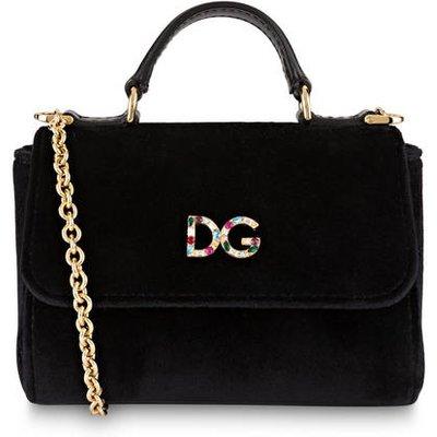 DOLCE & GABBANA Dolce&Gabbana Umhängetasche schwarz