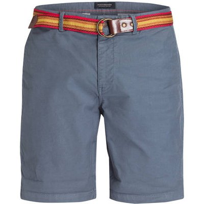 SCOTCH & SODA Scotch & Soda Chino-Shorts blau