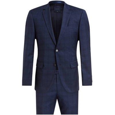PIERRE CARDIN Pierre Cardin Anzug Brice-Damien Regular Fit blau