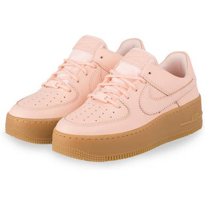 Nike Sneaker Air Force 1 Sage Low Lx pink