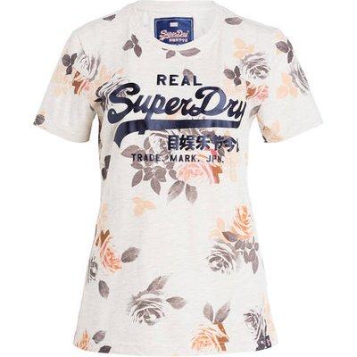 Superdry T-Shirt beige