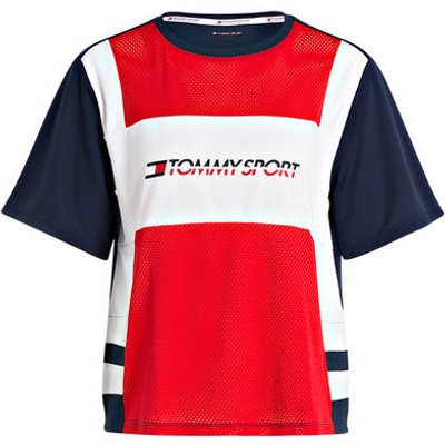 TOMMY HILFIGER Tommy Hilfiger T-Shirt rot
