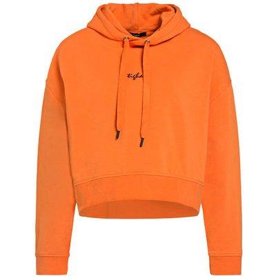 TIGHA Tigha Cropped-Hoodie orange