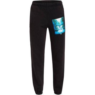 Off-White Sweatpants schwarz