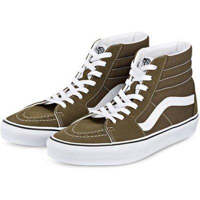 VANS Vans Hightop-Sneaker sk8-Hi gruen