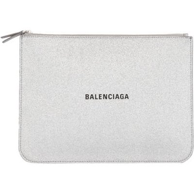 Balenciaga Pouch silber