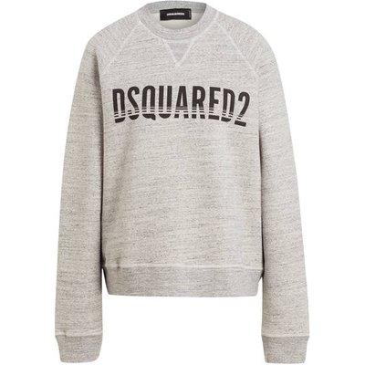 DSQUARED2 dsquared2 Sweatshirt grau